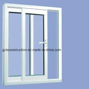 Customzied Double Glazing PVC Sliding Window pictures & photos