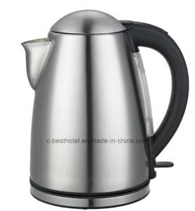 Hotel Stainless Steel electric Teapot/Kettle pictures & photos