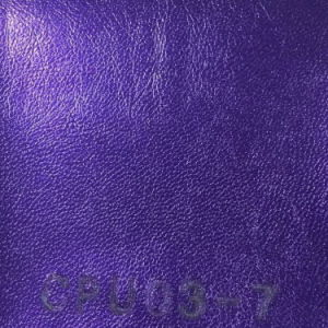 Top Sell PU Furniture PU Leather (CPU003#) pictures & photos