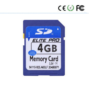 Full SD Memory Card 4G pictures & photos