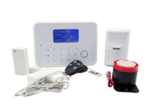 Smart Touch Keypad Security Alarm System with APP and SMS Operation pictures & photos