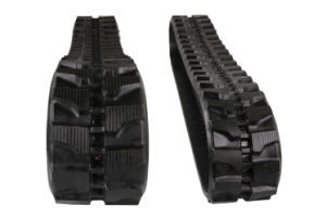 High Quality Mini Excavator Rubber Track in Hot Selling pictures & photos