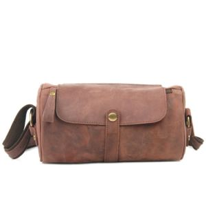 Men Cowhide Leather Fashion Shoulder Bag (RS-501) pictures & photos
