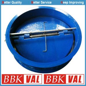 Dual Plate Check Valve Dual Disc Check Valve Wras Approval pictures & photos