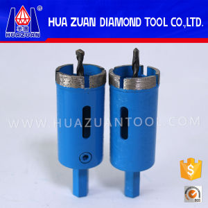 Diamond Segment Wet Core Drill Bit for Granite Marble pictures & photos