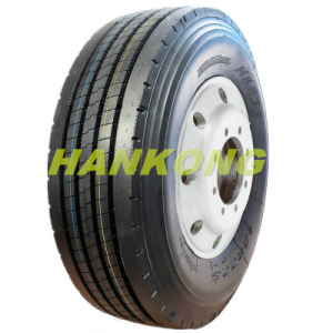 Hankong Truck Tire and All Steel Radial TBR Tire pictures & photos