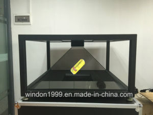 3D Hologram Showcase / 360 Holo Box / Hologram Display pictures & photos