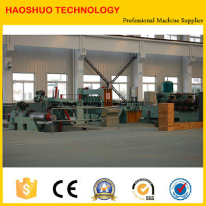 High Precision Slitting Line for Thick Plate pictures & photos