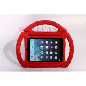 Portable Handheld EVA Kids Steering Wheel Case for Tablet/iPad Mini