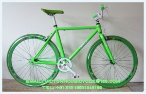 Hot Sale Cheap New Model 700c Fixed Gear Bike Tianjin Factory pictures & photos