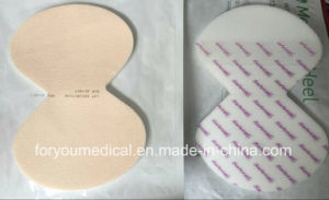 Super Absorbent Heel, Elbow, Armpit Silicone Foam Dressing with CE FDA pictures & photos