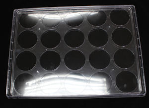 """Smooth Dish 2 Oz with 15""""Rectangular Tray pictures & photos"""