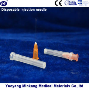Disposable Injection Needle 25g (ENK-HN-069) pictures & photos
