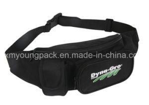 Promotional Black Adjustable Sport Waist Bag pictures & photos