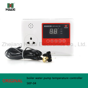 Digital LCD Temperature Controller for Boiler Water Pump pictures & photos
