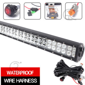 30inch 180W Light Bar LED (Warranty 2years, IP68 Waterproof) pictures & photos