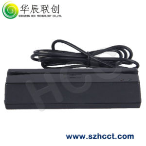 Portable 3 Tracks Magnetic Card/Stripe Reader -- Hcc720 pictures & photos