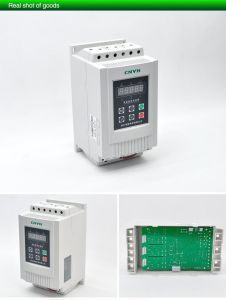 China Hot Sale 380V 11kw 22A Soft Starter pictures & photos