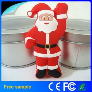 Best Christmas Gift Santa Claus USB Flash Drive