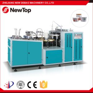 Paper Bowl Forming Machine dB-B80 pictures & photos