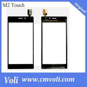 Mobile Phone Touch Screen for Sony Xperia M2 Black pictures & photos