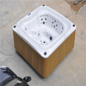 Overflow SPA with Pop-up TV Speaker LED Lights Water Jets pictures & photos
