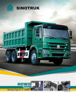 Professional Supply Sinotruk HOWO Tipper Dumper Dump Truck of 6*4 10 Wheels pictures & photos