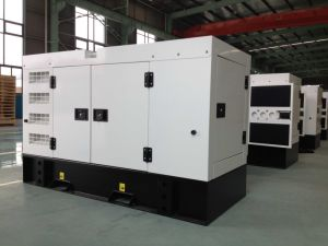 Hot Sale Super Silent Diesel Generator Set pictures & photos