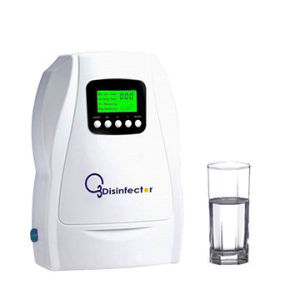 Household 500mg/H Pure Ozone Water Purifier Portable Ozone Generator pictures & photos