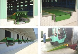 Mechanical Dock Leveler for 15t Capacity (LZ-GTY)