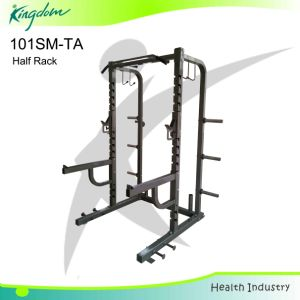 Gym/Cross Fit/Half Rack/ Power Cage/Commercial Power Rack (101SM-TA) pictures & photos