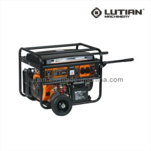 3.2-6.0kw Portable Power Gasoline Generator with Ce Certificate pictures & photos