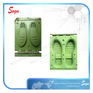 One Pair Second Froming Mould for EVA Injection Machine pictures & photos