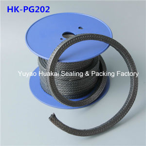 Manufacturer Supply Graphite Impregnated Pure Teflon Gland Packing