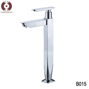 Furniture Solid Wood Cabinet Basin Water Faucet (B015) pictures & photos
