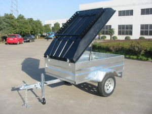 Cargo Trailer Open Box Trailer Cot-640