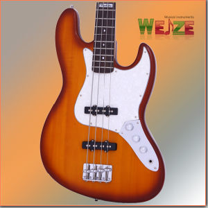 Jazz Eectric Bass 4 String Electric Bass pictures & photos
