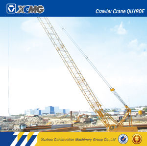 XCMG Official Manufacturer Quy80e Crawler Crane pictures & photos
