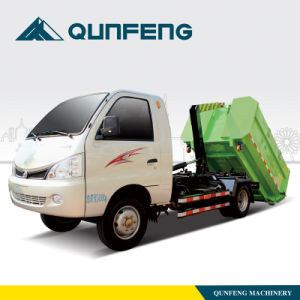 Garbage Truck with Detachable Carriage Dumping Vehicle pictures & photos