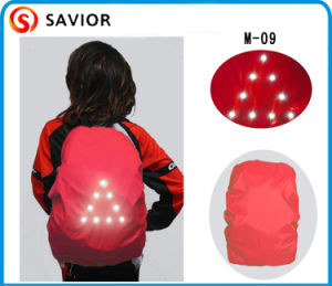 Triangle LED Bag Rain Cover for outdoor and traveling pictures & photos