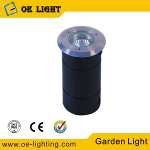 Quality High Round Cover Underground Light with Ce and RoHS pictures & photos