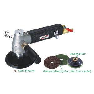 4′′ (3′′) Wet Air Sander/Polisher (Water-Feed Type) (AT-686WL) pictures & photos