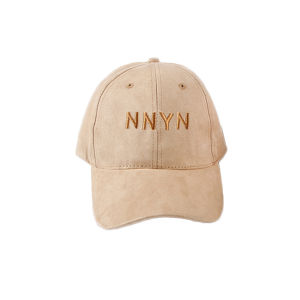 Blank Six Panels Suede Brim Baseball Caps pictures & photos