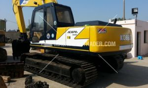 Used Kobelco Sk200-3 Excavator for Sale pictures & photos