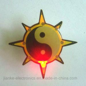 Promotion LED Flashing Name Badge with Logo Printed (3161)