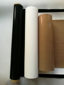 Different Colors PTFE Coated Fiberglass Cloth pictures & photos