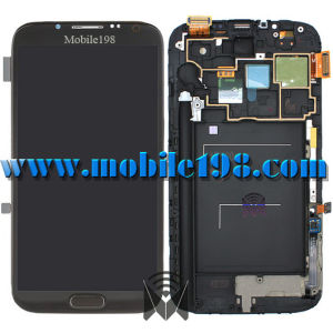 LCD for Samsung Galaxy Note 2 N7100 LCD Touch Screen pictures & photos
