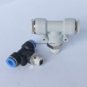 Pneumatic Fitting (PB series) , Push in Fitting pictures & photos