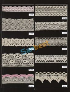 Fashion Designs High Quality Beautiful Torchon Lace for Coat pictures & photos