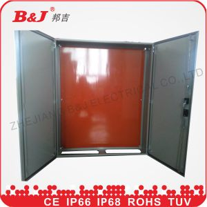 Electrical Box Metal/Outdoor Electrical Distribution Box pictures & photos
